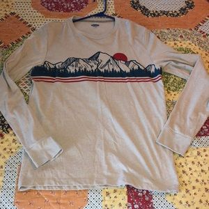 Men's Old Navy long sleeve size medium